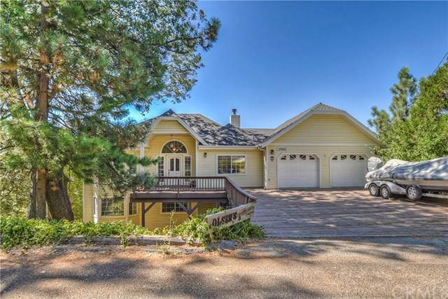 27663 St Bernard Lane, Lake Arrowhead, CA 92352 (#301618901) :: Farland Realty