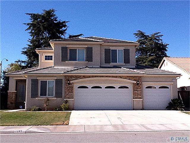 1537 Mountain View, Beaumont, CA 92223 (#301618920) :: Farland Realty