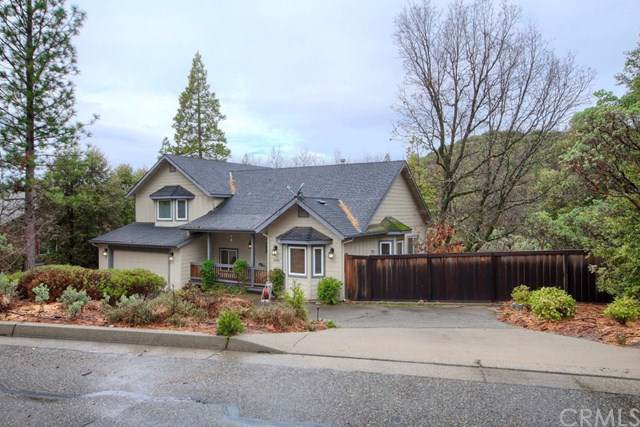 39768 Cedar Vista Circle, Bass Lake, CA 93604 (#301622655) :: Whissel Realty