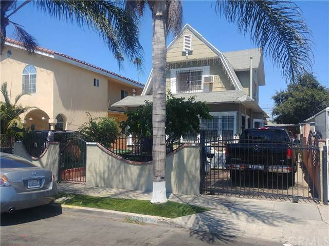 1281 W 35th Place, Los Angeles, CA 90007 (#301622757) :: Coldwell Banker West