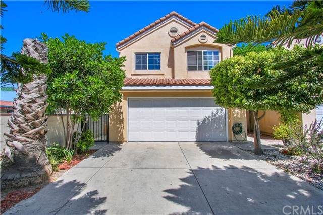 2701 Madrid Court, South Gate, CA 90280 (#301623442) :: Whissel Realty