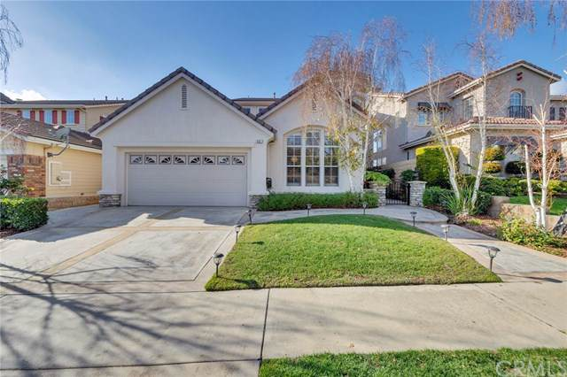431 Valley Crossing Road, Brea, CA 92823 (#301624243) :: Compass