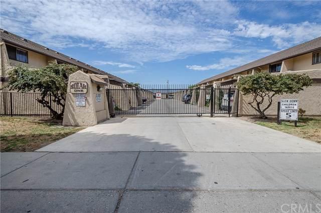 235 N Western Avenue #5, Santa Maria, CA 93458 (#301625005) :: Whissel Realty