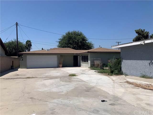 12522 Poinsettia Avenue, El Monte, CA 91732 (#301625099) :: Compass
