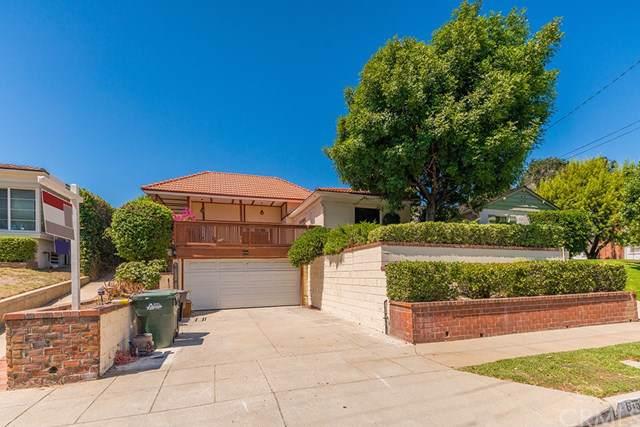 615 Alhambra Road, San Gabriel, CA 91775 (#301625267) :: Compass