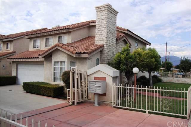 3471 Cogswell Road, El Monte, CA 91732 (#301625548) :: Compass