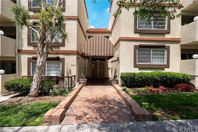 609 E Palm Avenue #107, Burbank, CA 91501 (#301626467) :: COMPASS