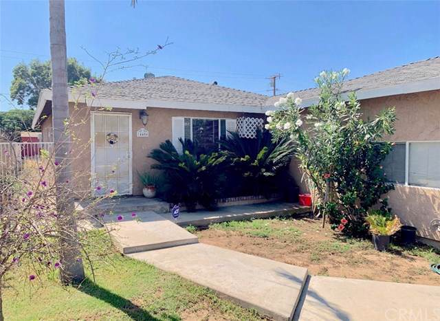 14406 Leffingwell Road, Whittier, CA 90604 (#301626722) :: Compass