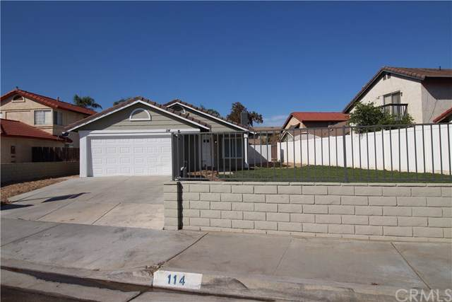 114 Peppertree Drive, Perris, CA 92571 (#301626993) :: Whissel Realty