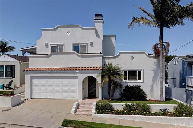 1057 8th Place, Hermosa Beach, CA 90254 (#301628097) :: Compass