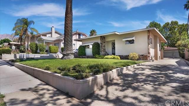714 E Walnut Avenue, Burbank, CA 91501 (#301628838) :: COMPASS