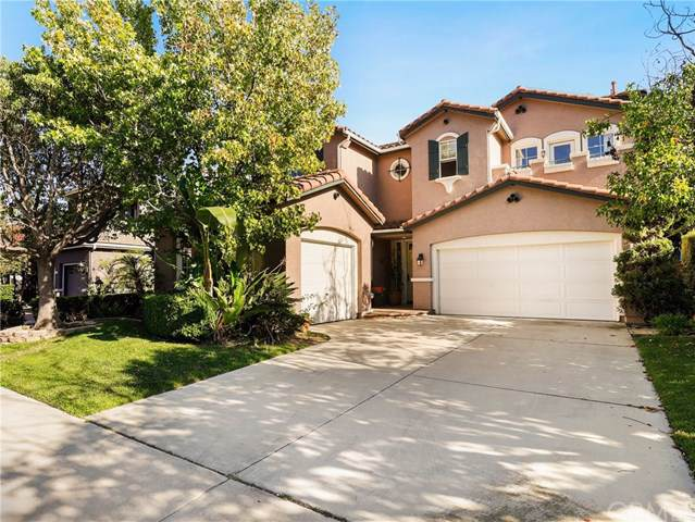 58 W Boulder Creek Road, Simi Valley, CA 93065 (#301629131) :: Compass