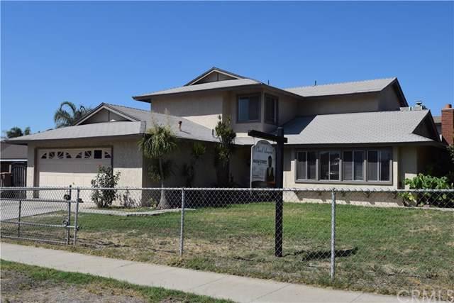 9476 Madrona Drive, Fontana, CA 92335 (#301629507) :: Compass