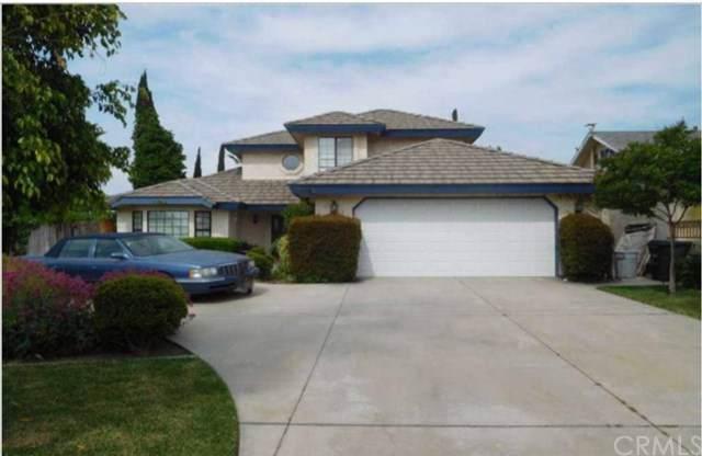 9012 Palmetto Avenue, Fontana, CA 92335 (#301629581) :: Compass