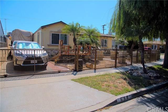 658 E Barry Drive, Long Beach, CA 90805 (#301629715) :: Compass