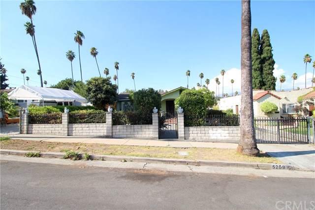5209 Cronus Street, El Sereno, CA 90032 (#301629875) :: Whissel Realty