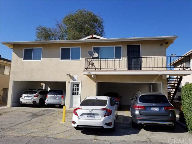 18142 Colima Road #4, Rowland Heights, CA 91748 (#301629964) :: Compass