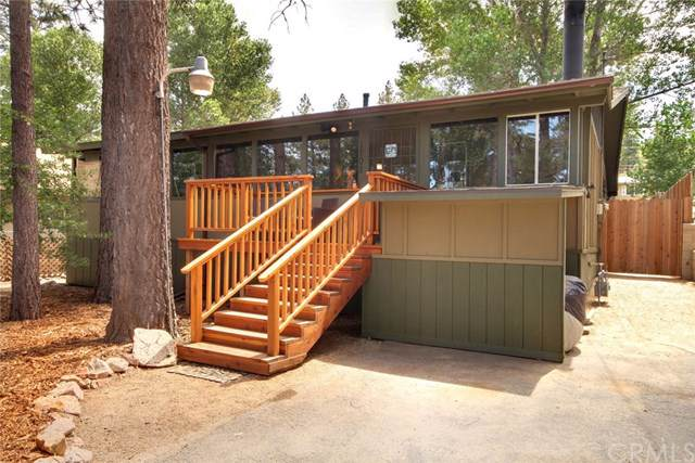 1108 E Country Club Boulevard, Big Bear, CA 92314 (#301630325) :: Compass