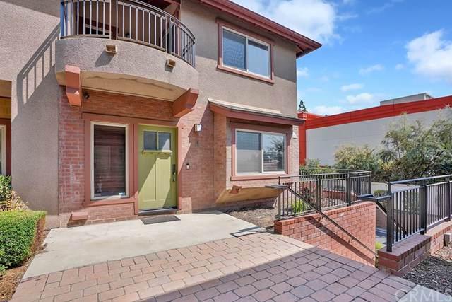705 S Azusa Avenue H, Azusa, CA 91702 (#301630496) :: Compass