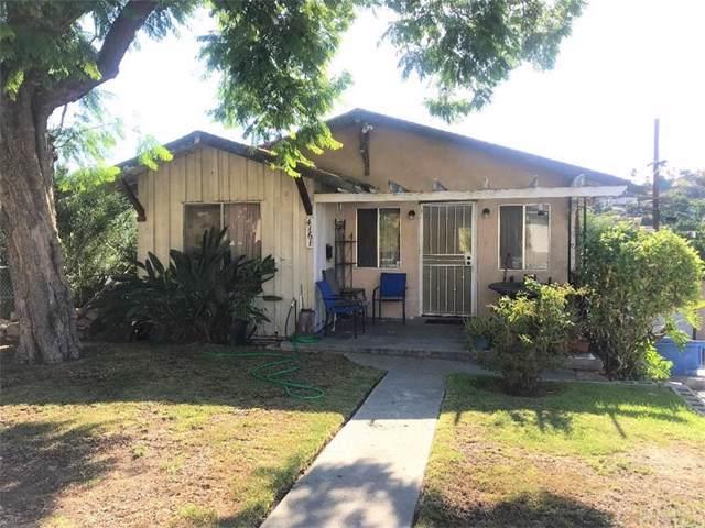 4161 W Avenue 41, Los Angeles, CA 90065 (#301630553) :: Dannecker & Associates