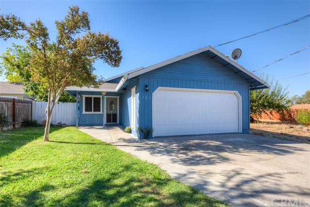 721 Colusa Avenue, Oroville, CA 95965 (#301630653) :: Whissel Realty