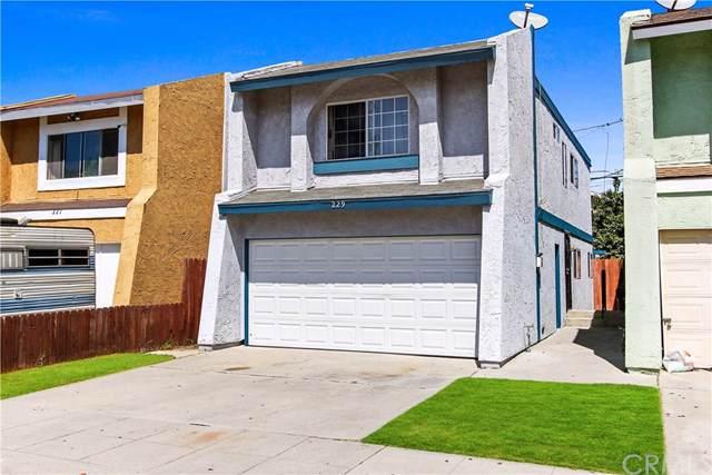 229 E 51st Street, Long Beach, CA 90805 (#301630670) :: Compass