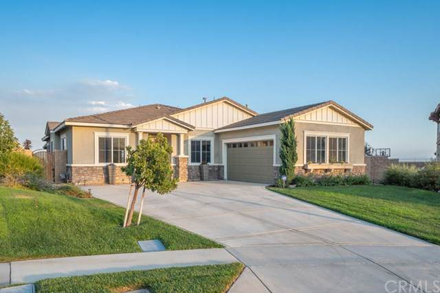 12217 Maroon Drive, Rancho Cucamonga, CA 91739 (#301630906) :: Whissel Realty