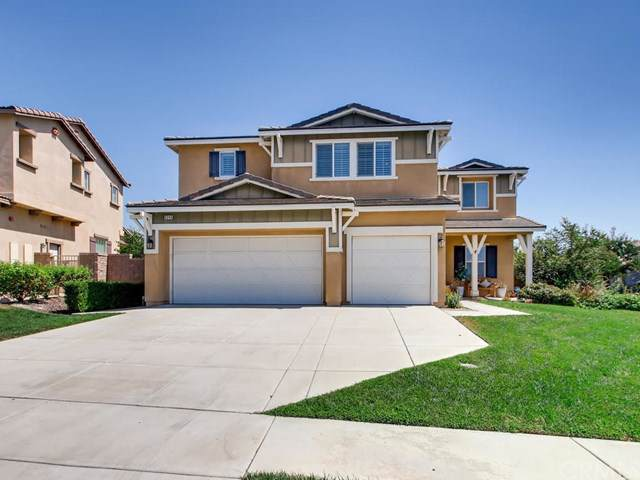 5245 Cooper Court, Rancho Cucamonga, CA 91739 (#301631176) :: Whissel Realty
