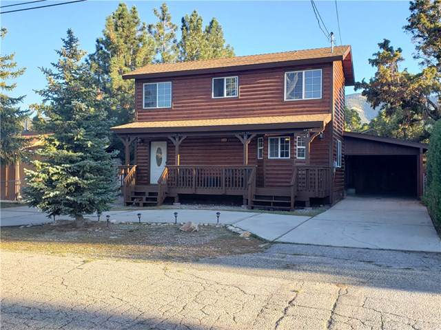 2154 4th Lane, Big Bear, CA 92314 (#301631272) :: Compass