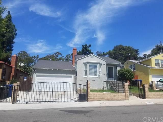 4549 Yellowstone Street, El Sereno, CA 90032 (#301631445) :: Whissel Realty