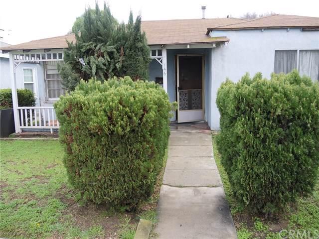 146 E 215th Street, Carson, CA 90745 (#301631962) :: Compass