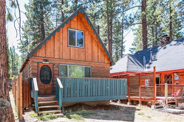 216 W Sherwood Boulevard, Big Bear, CA 92314 (#301631966) :: Compass