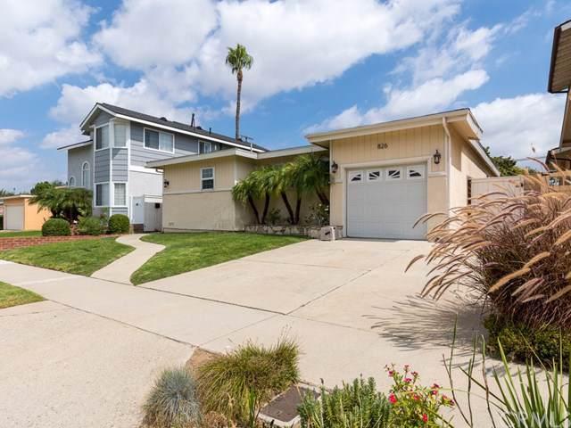 826 Teri Avenue, Torrance, CA 90503 (#301632025) :: Whissel Realty