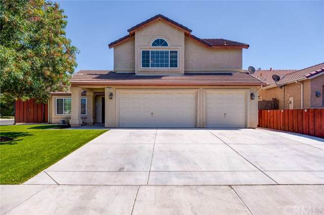 730 Vino Court, Los Banos, CA 93635 (#301632094) :: Whissel Realty