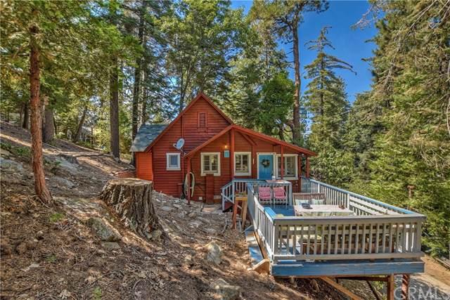 608 Oakmont Lane, Lake Arrowhead, CA 92352 (#301632117) :: Whissel Realty