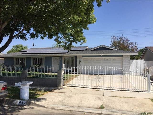847 S Ironwood Avenue, Bloomington, CA 92316 (#301632458) :: Whissel Realty