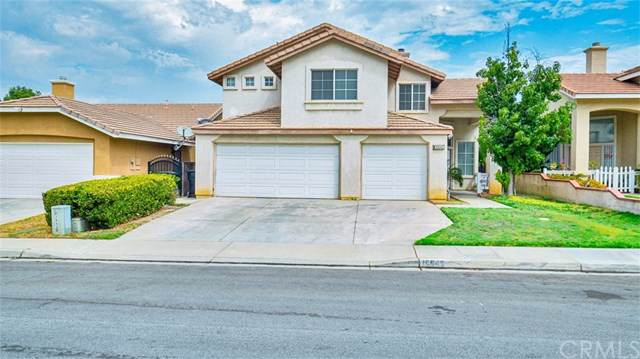 16648 Windcrest Drive, Fontana, CA 92337 (#301632867) :: Whissel Realty