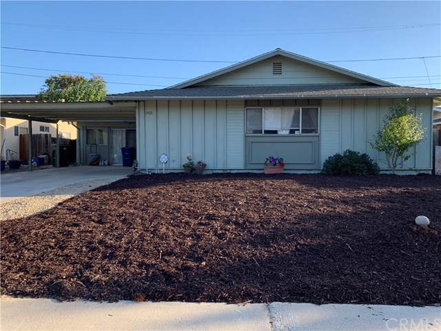 1266 Lana Street, Paso Robles, CA 93446 (#301632931) :: Whissel Realty