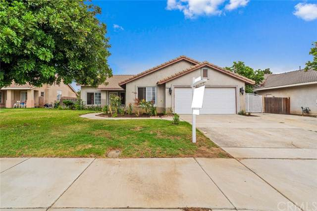 10541 Dream Street, Bloomington, CA 92316 (#301633068) :: Whissel Realty