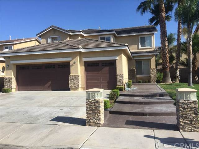 15414 Memphis Drive, Fontana, CA 92336 (#301633219) :: Whissel Realty