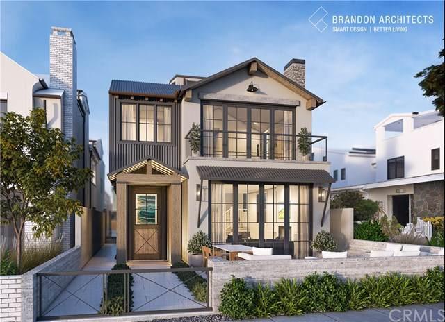 613 Narcissus Avenue, Corona Del Mar, CA 92625 (#301633355) :: Whissel Realty