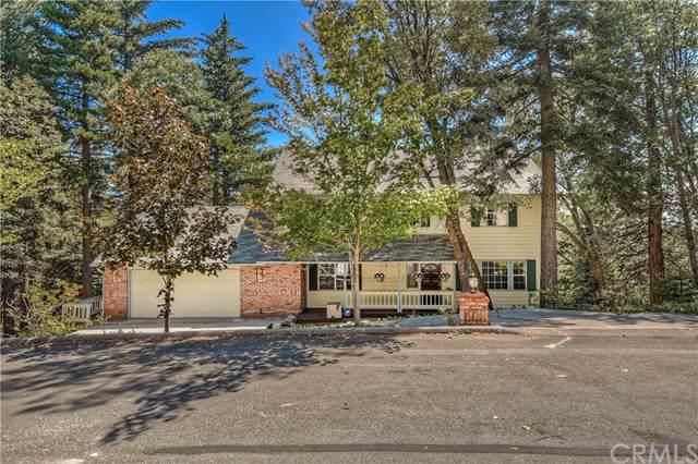 251 Squirrel, Lake Arrowhead, CA 92352 (#301633485) :: Whissel Realty