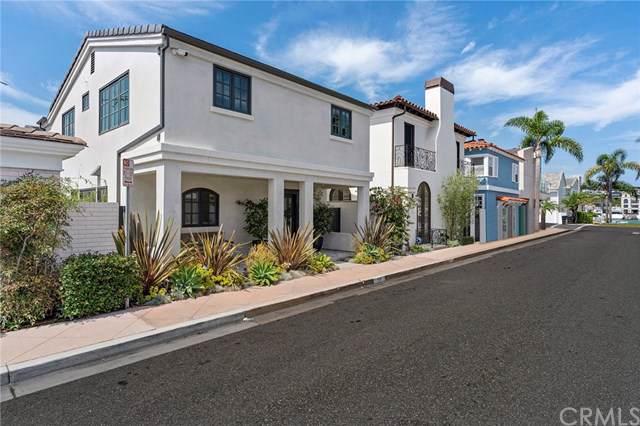 225 Via Orvieto, Newport Beach, CA 92663 (#301633521) :: Whissel Realty