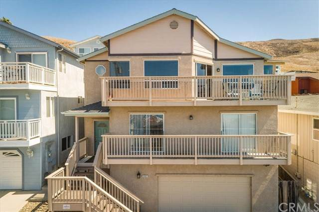 3481 Shearer Avenue, Cayucos, CA 93430 (#301633522) :: Whissel Realty