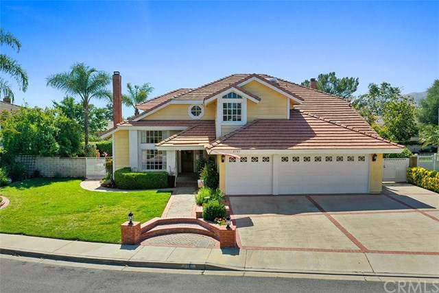 2785 Forester Drive, La Verne, CA 91750 (#301633581) :: Whissel Realty