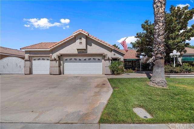1207 E Evans Street, San Jacinto, CA 92583 (#301633646) :: Whissel Realty