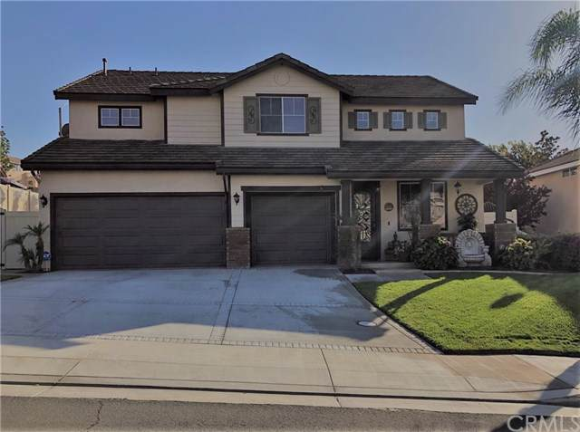 1363 Haddington Drive, Riverside, CA 92507 (#301633938) :: Whissel Realty