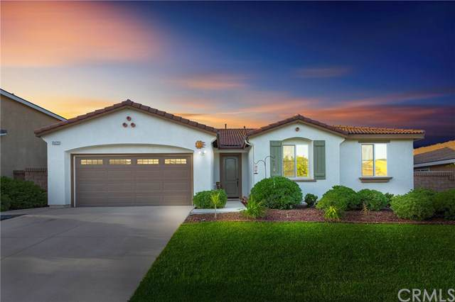 30078 Wales Court, Menifee, CA 92584 (#301633989) :: Whissel Realty