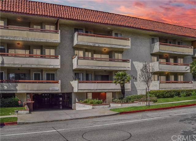 125 S Sierra Madre Boulevard #213, Pasadena, CA 91107 (#301634057) :: Whissel Realty