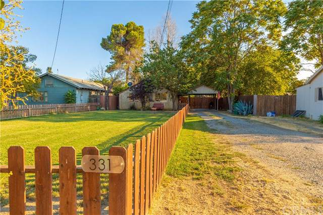 331 Central Street, Orland, CA 95963 (#301634059) :: Compass